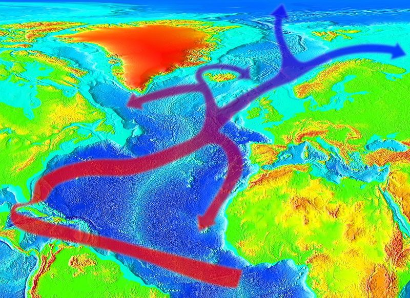 Scientists Fear that the Gulf Stream May Soon Collapse