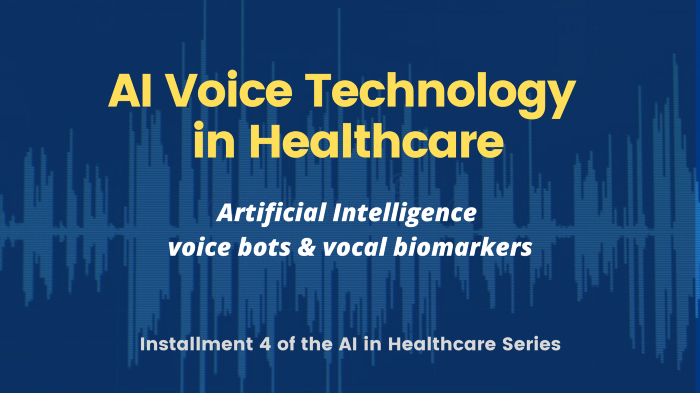 AI Voice Technology in Healthcare with Michael Ferro
