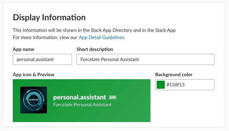 Create your amazing personal Jarvis: developing slack bot assistant