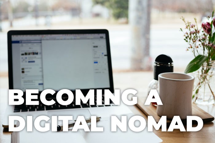 Why I wrote The Music Entrepreneur Code: the story of how I became a digital nomad