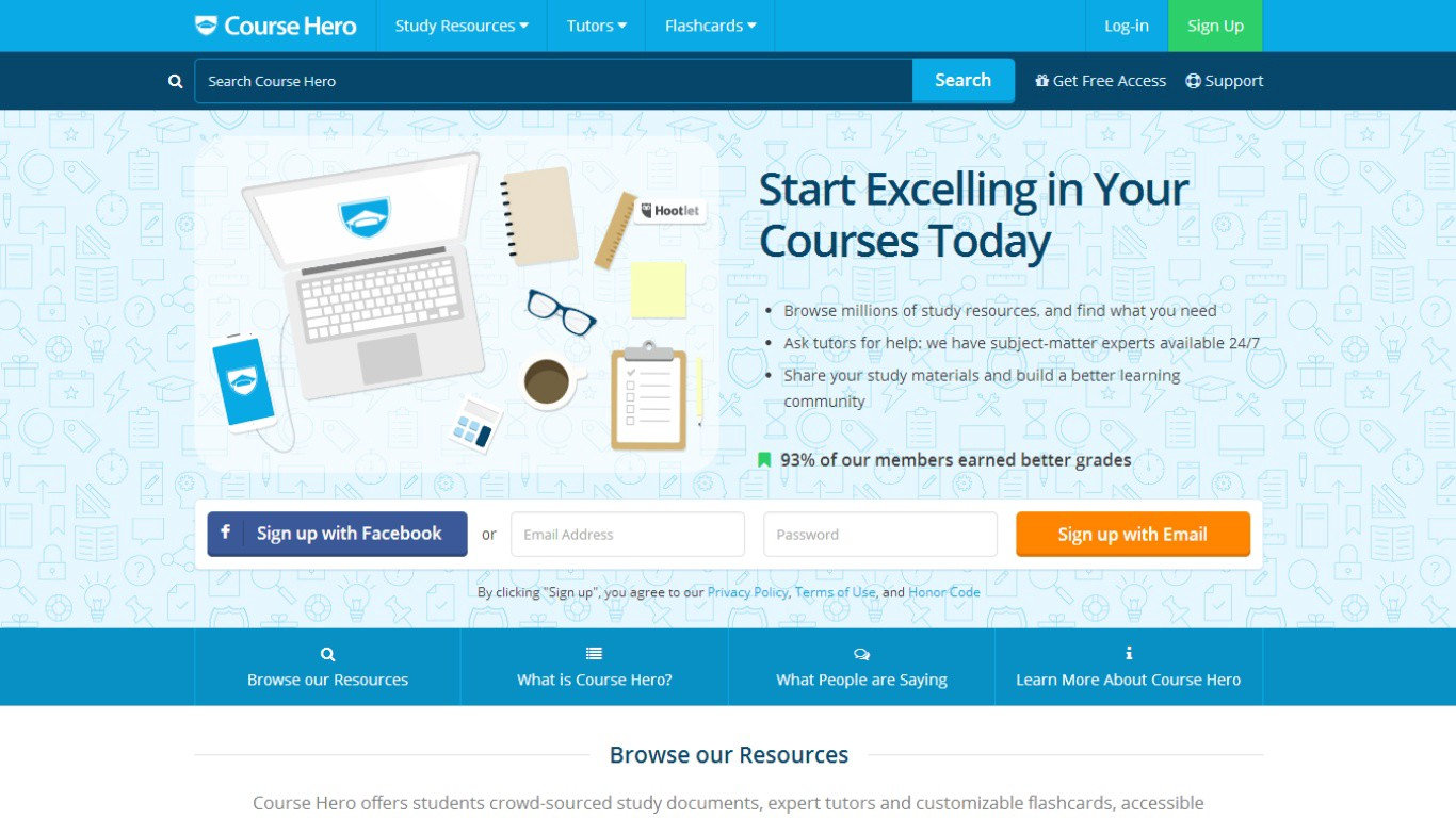 Do You Know the Different Ways to Get Course Hero Free Account