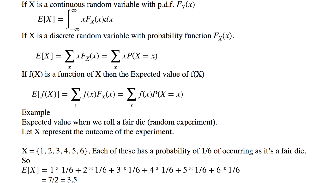 Basic Probability Theory and Statistics - Towards Data Science