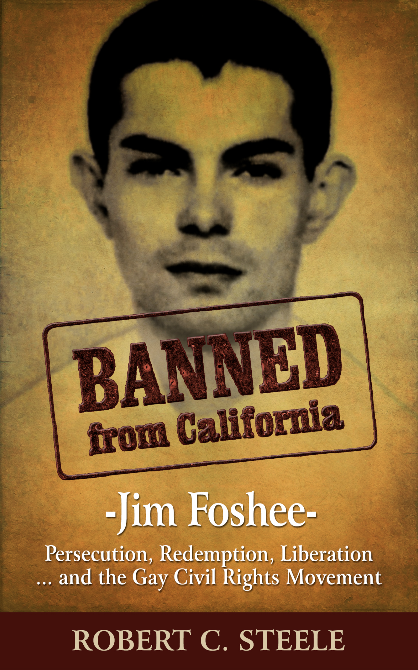 Banned From California book cover