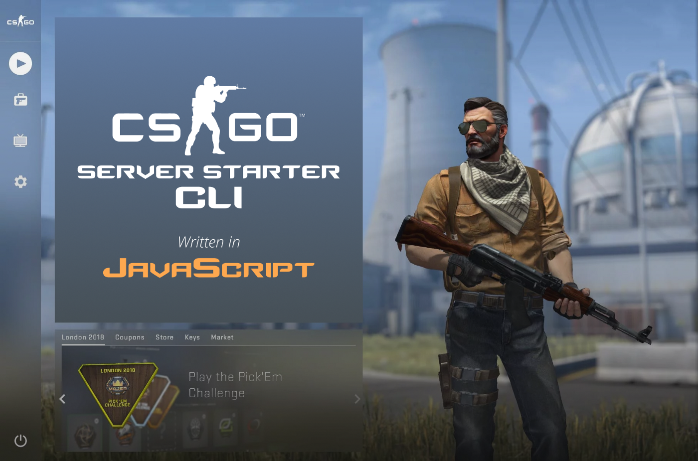 Writing a Server Starter CLI for CS:GO With JavaScript - Weekly Webtips