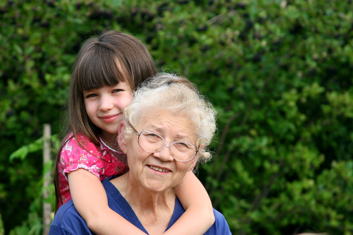 Don't Just Tell Grandparents You Care, Fight for Their