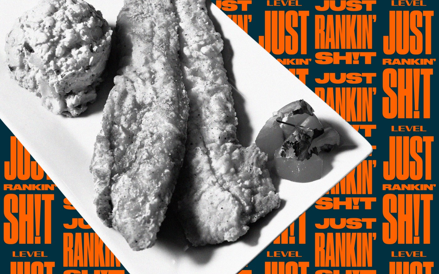 Photo Illustration of fried chicken.