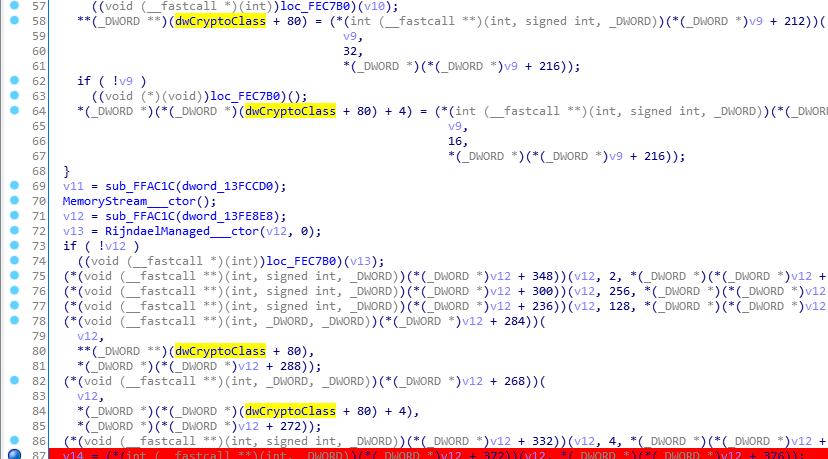 Reverse engineering of a mobile game, part 3: Now, it's obfuscated