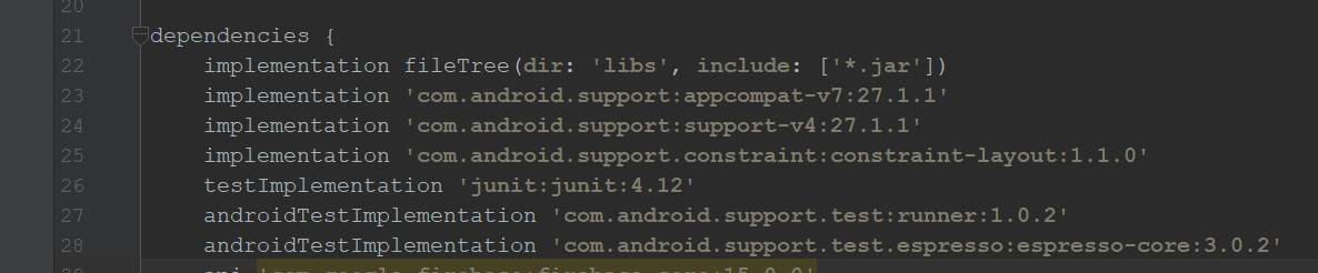 Android Support Libraries Version Mismatch - Balbinder Sumbria - Medium