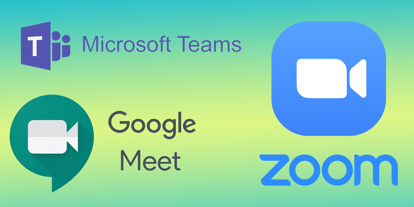 Why Microsoft Teams, Google Meet, and Zoom  by Webuters