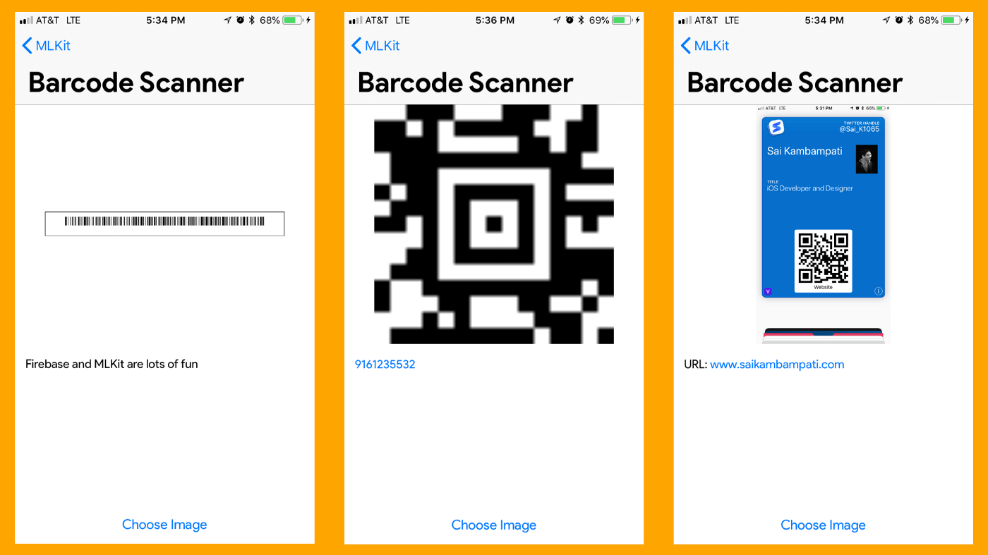 Integrating Google ML Kit in iOS for Face Detection, Text