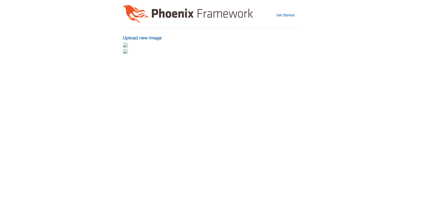 Elixir / Phoenix — Uploading images locally (With ARC)