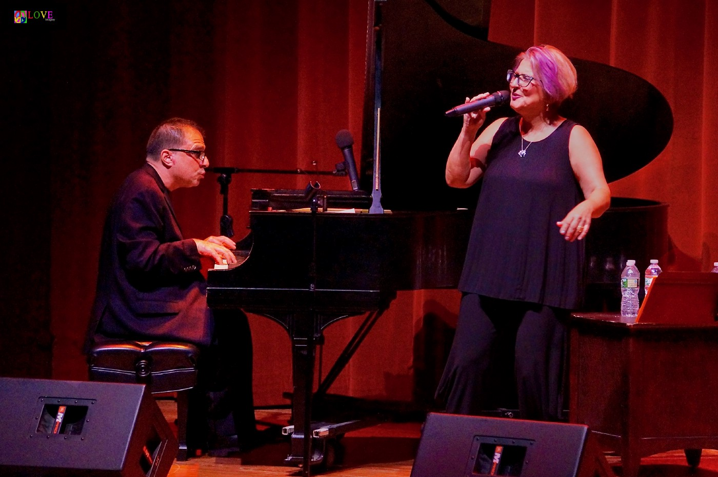 "Breathtaking!"" The Manhattan Transfer's Janis Siegel LIVE! at"
