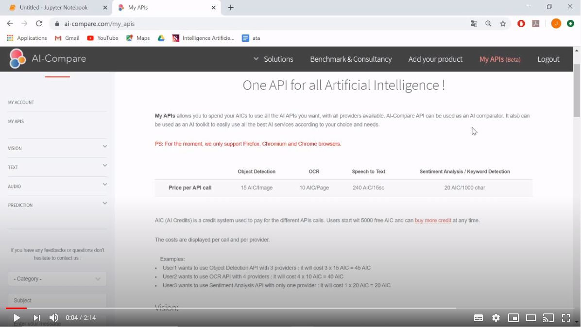 AI-Compare: Optical Character Recognition (OCR)—Tests and benchmark