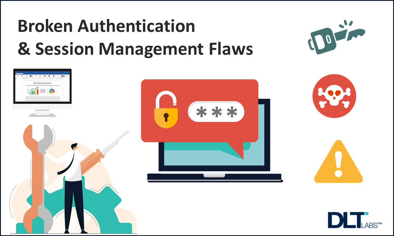 Broken Authentication & Session Management Flaws: Causes & Fixes