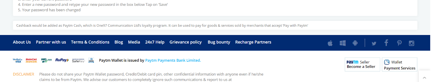 How not to design an experience — Paytm: App Review