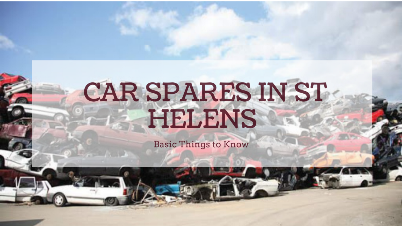 Car Spares in St Helens