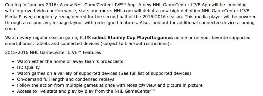 If I Did It: How I Would Have Launched NHL TV - Jason Gurwin - Medium