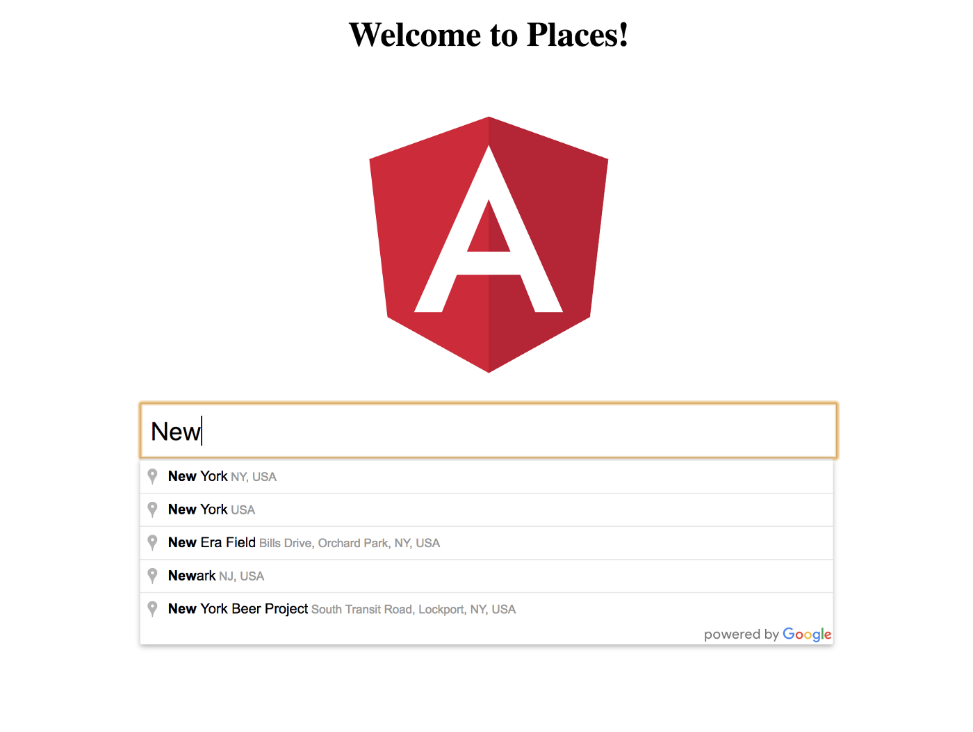 Custom directives in Angular 6 — building a Google places autocomplete