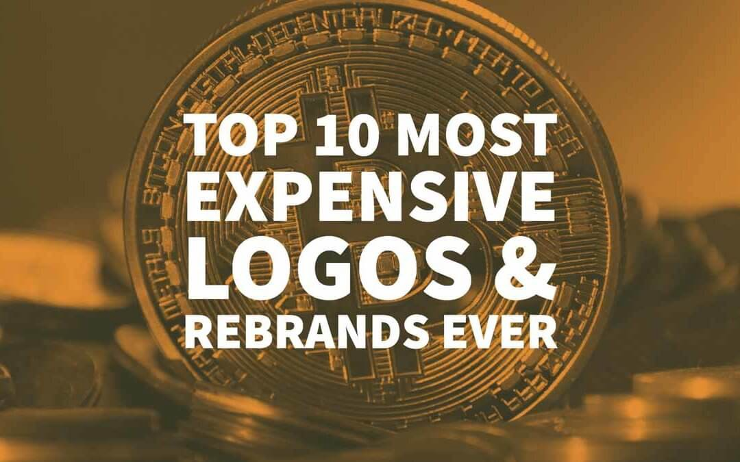 Top 10 Most Expensive Logo Designs Rebrands Ever Inkbot Design