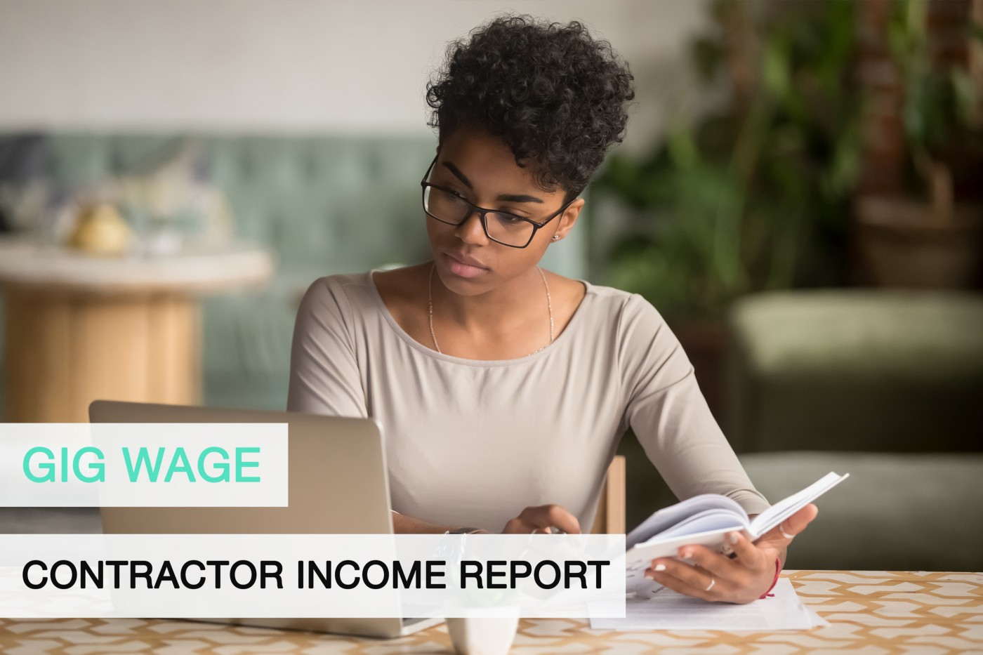 New Product Announcement: Gig Wage Income Report