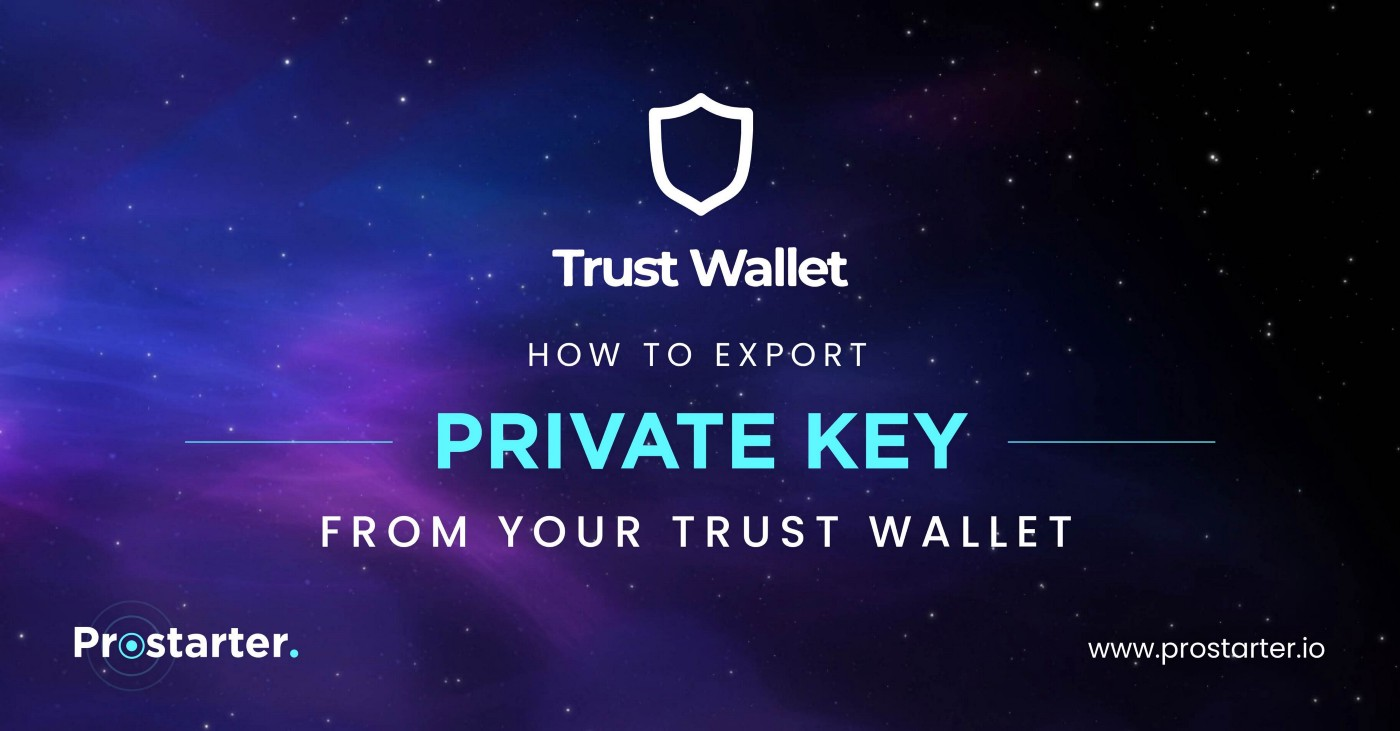 How to Export Private Key from Trust Wallet