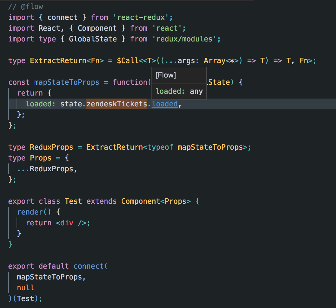 Adventures in Static Typing: React, Redux, Flow, Oh My