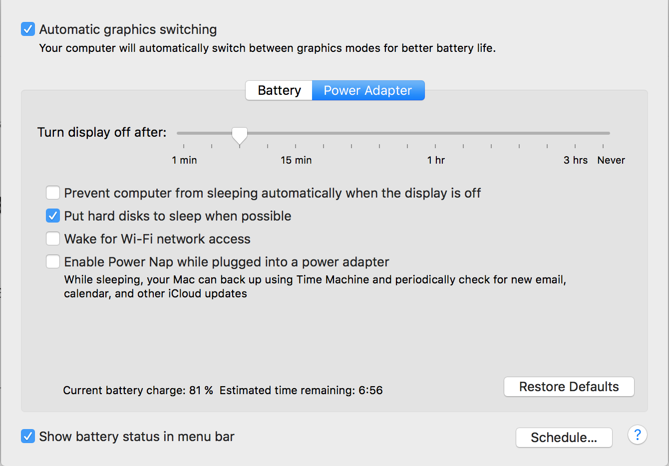 We've heard reports of Macs falling asleep and having trouble waking up after an install of Lion.