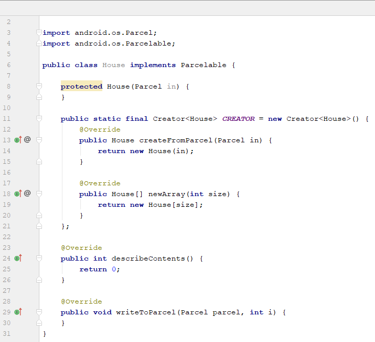 How to Implement and Use a Parcelable Class in Android: Part 1