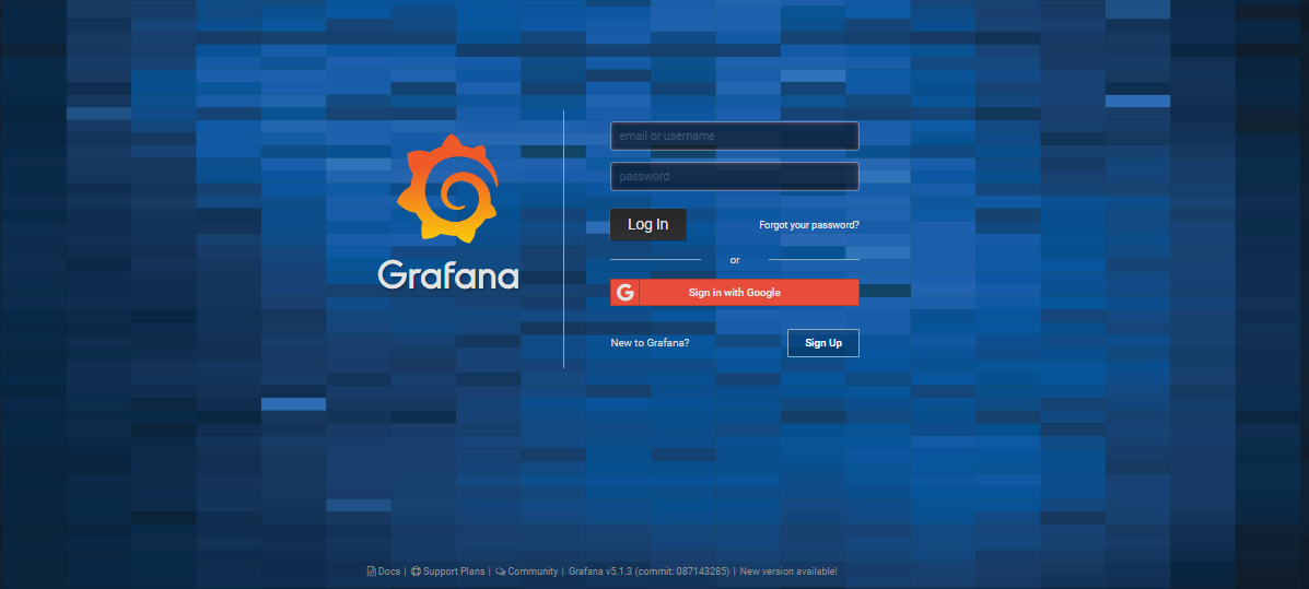 pm2 microservices monitoring with Grafana + InfluxDB
