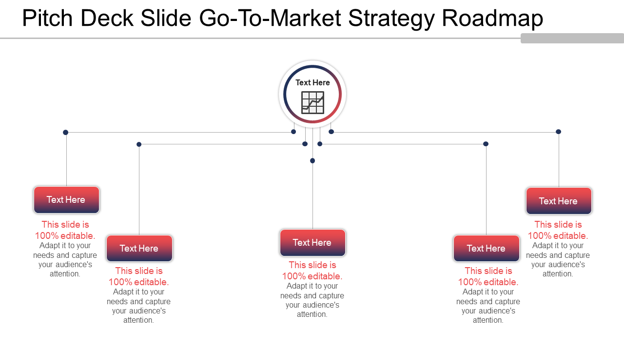 Go to Market Roadmap for Pitch Deck