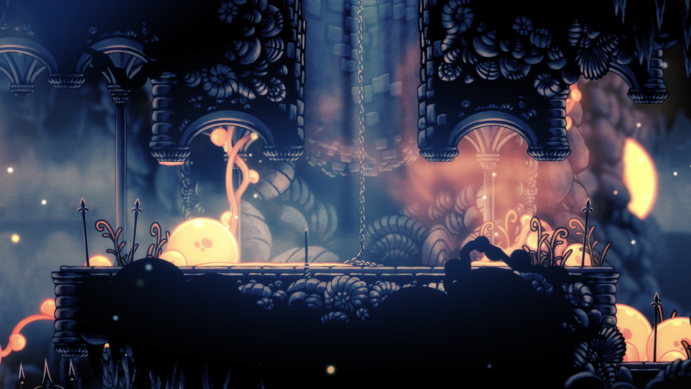 Hollow Knight Menderbug Infected Crossroads
