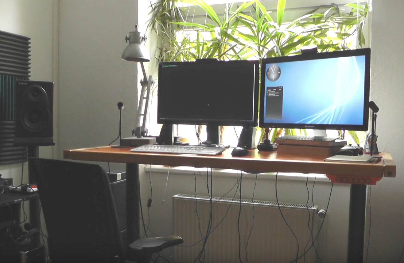 Add Voice Control to Your Hacked IKEA Desk With Alexa