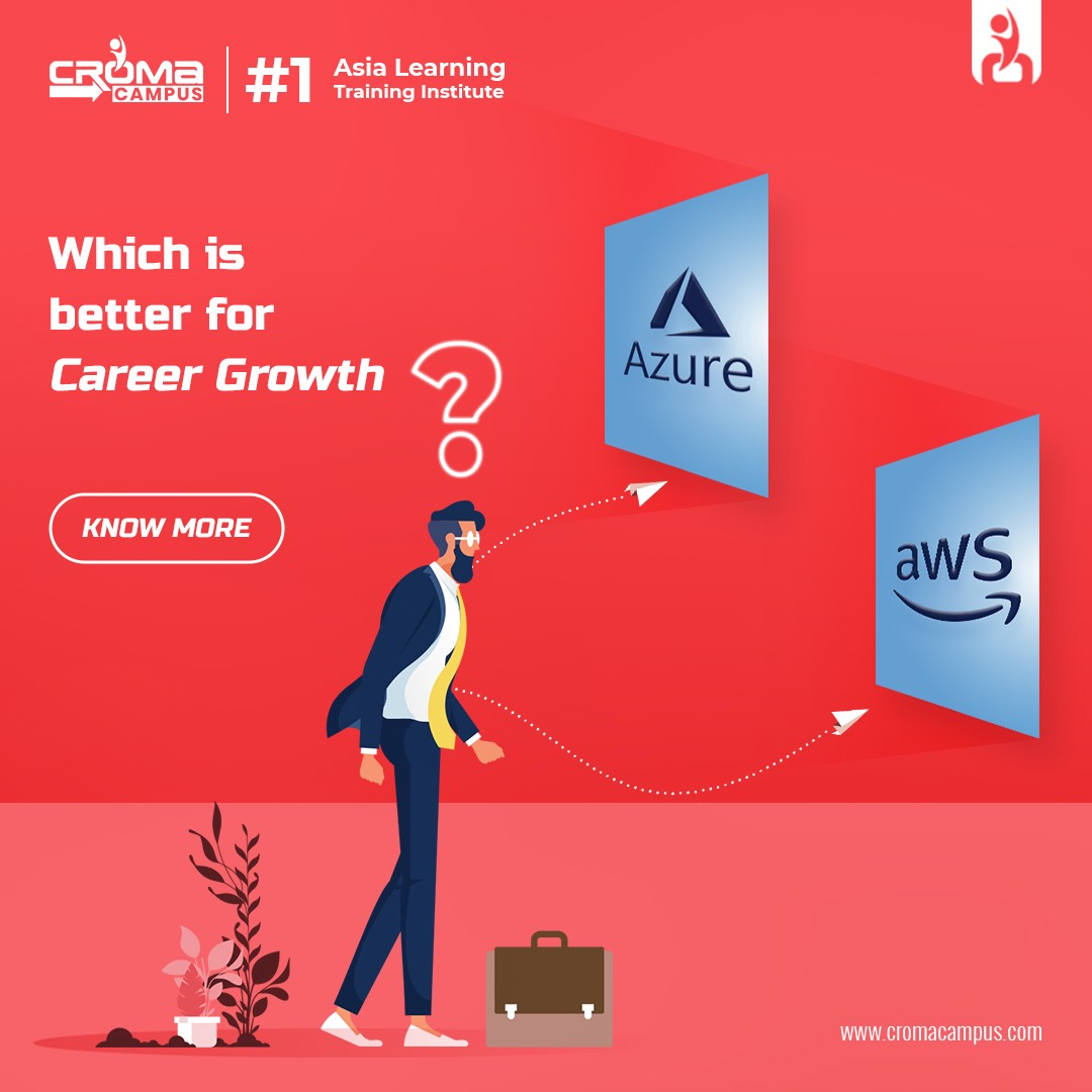 Which Is Better for Job Opportunities Aws or Azure?