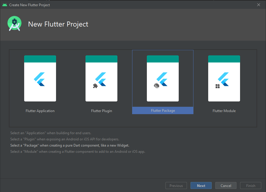 Flutter Package Project