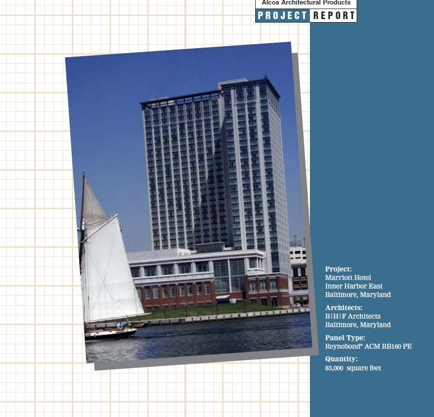 US high-rises use the same Grenfell Tower ALCOA/Arconic cladding