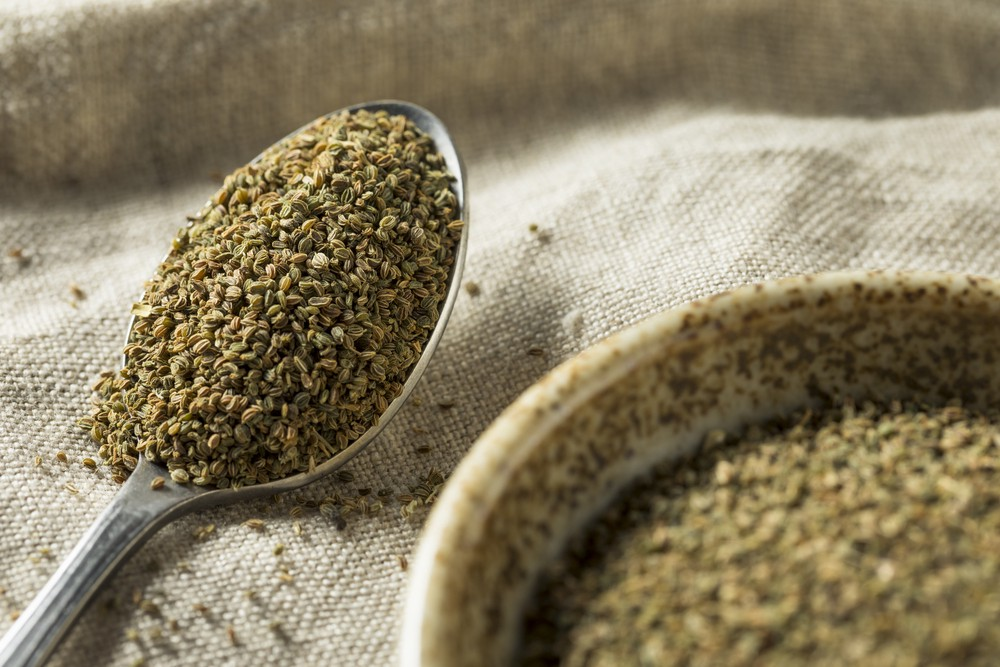 Celery seeds for gout