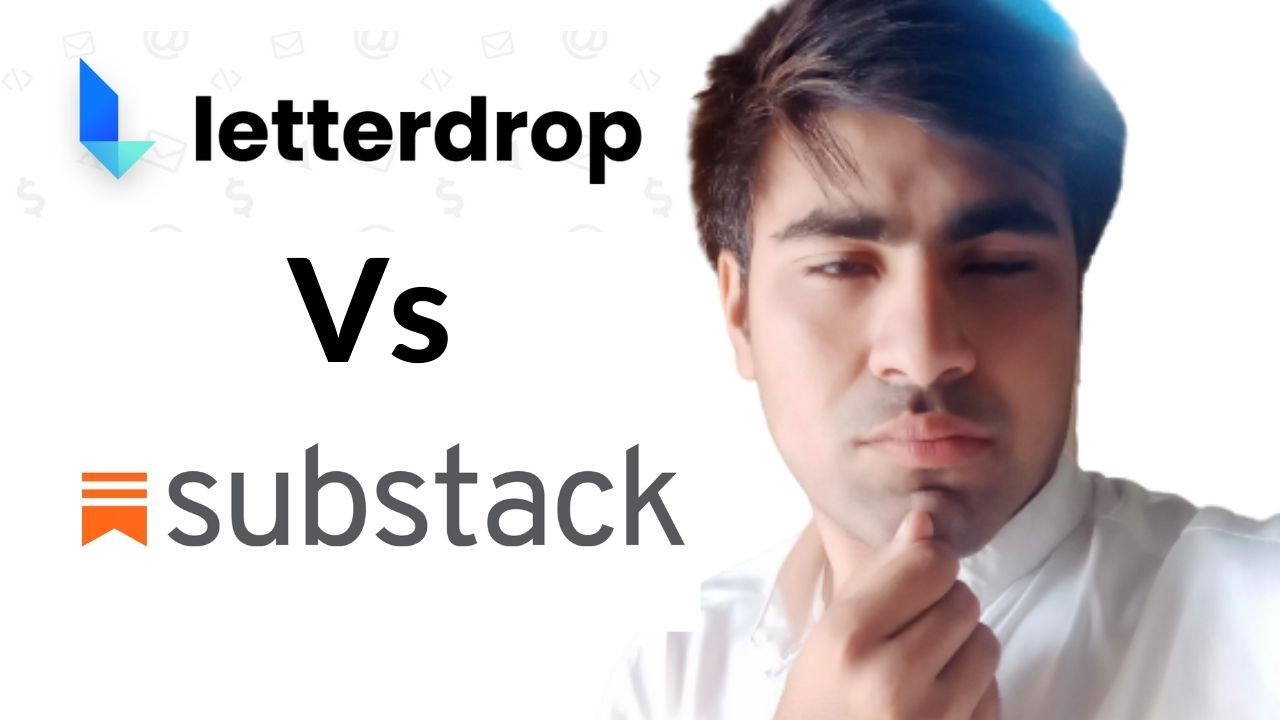 Substack Vs Letterdrop: A Comparison between the two writing and newsletter creating platforms