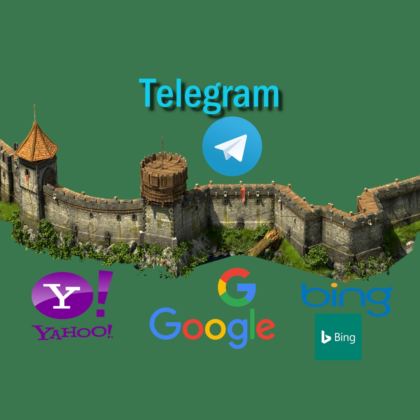 The necessity of reconciliation between Telegram messenger and