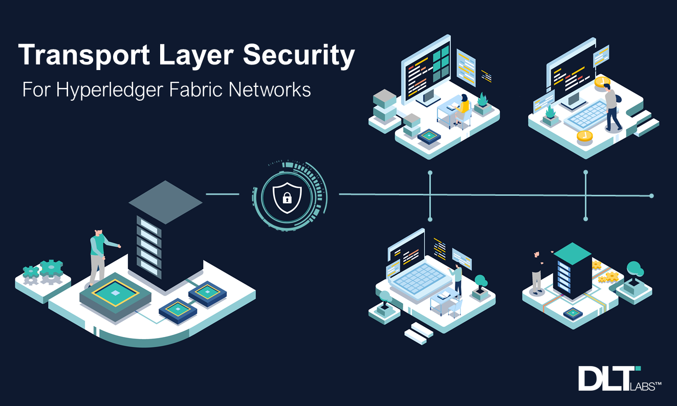 How to use TLS to enable secure communications between the Hyperledger Fabric Network & Client