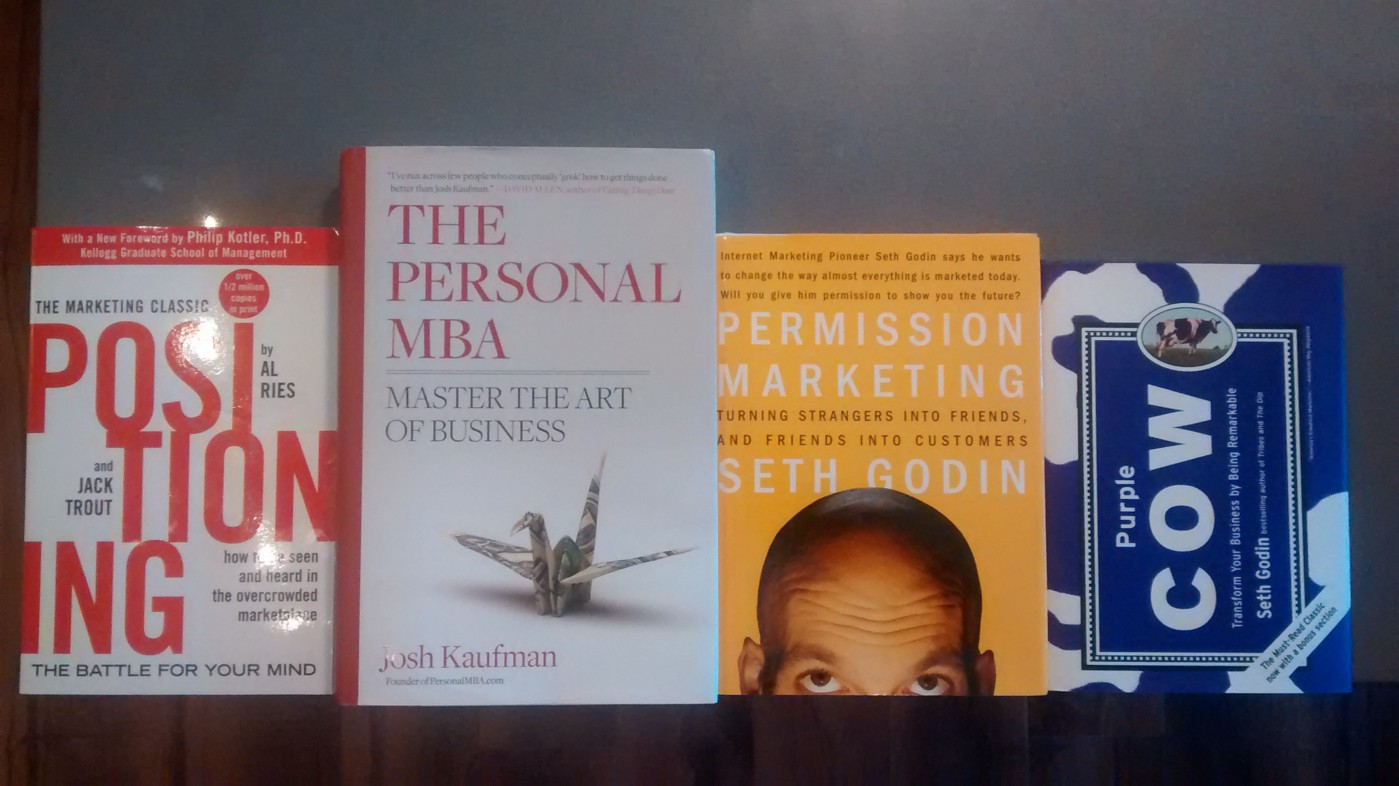 The personal mba table of contents