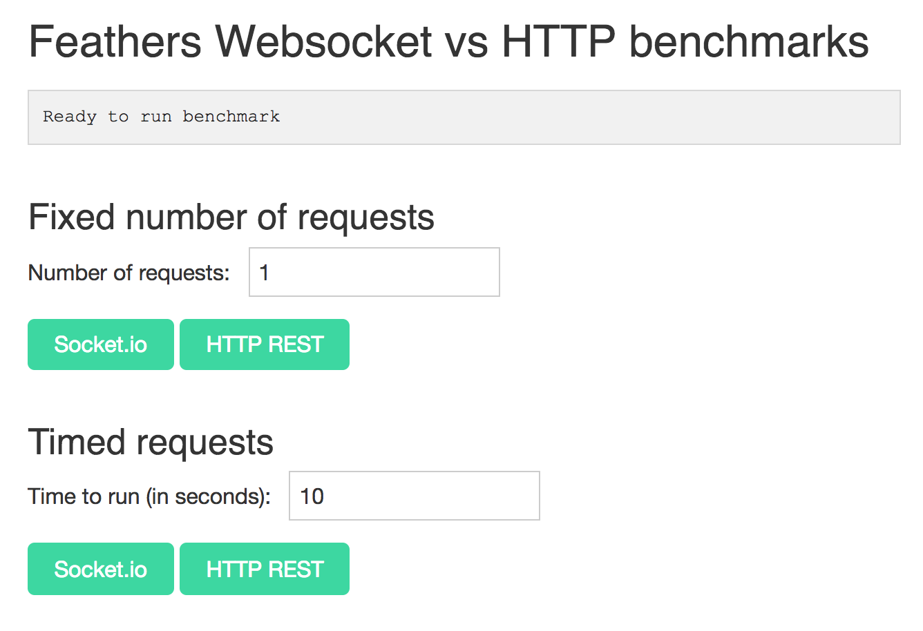 HTTP vs Websockets: A performance comparison - The Feathers Flightpath
