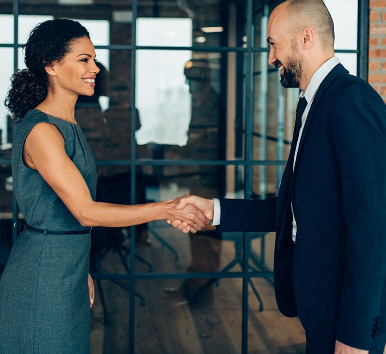 Eye Contact: A Primal Force in Business | by James Dodds | The Startup | Medium
