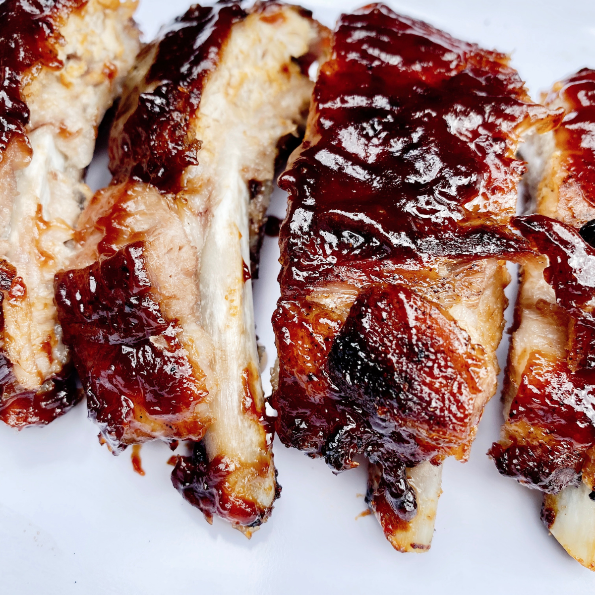 Easy Fall-Off-The-Bone, Oven-Baked Ribs | The Night Time Cook