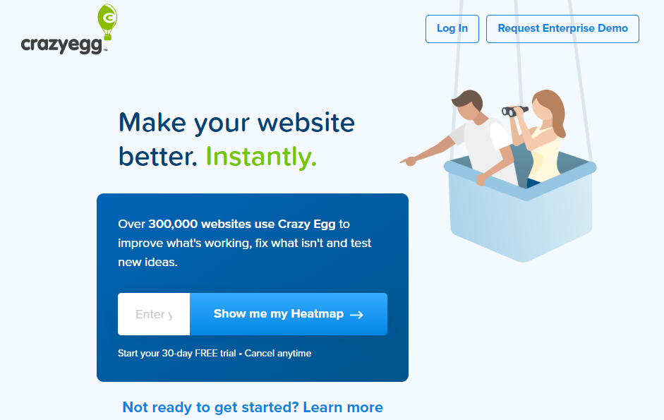 10 Best UX Tools For User Research And User Testing: Crazy Egg