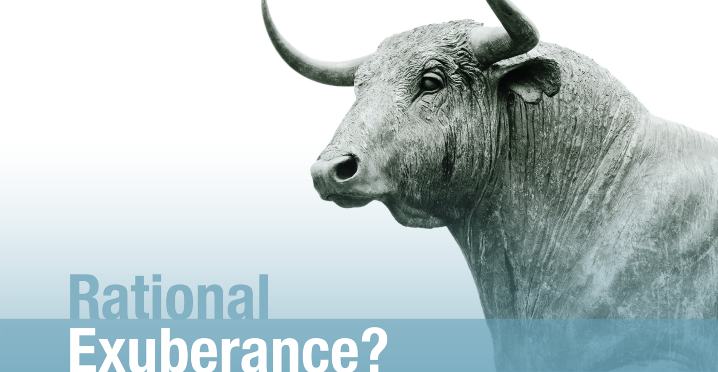 Rational Exuberance? Image of a Bull