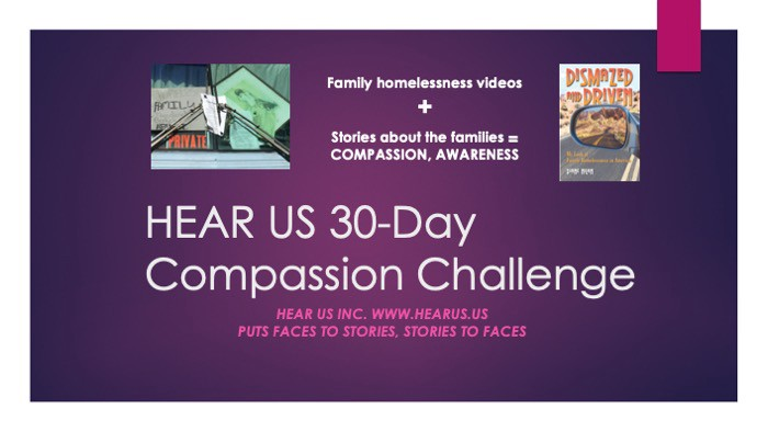 30 day compassion challenge