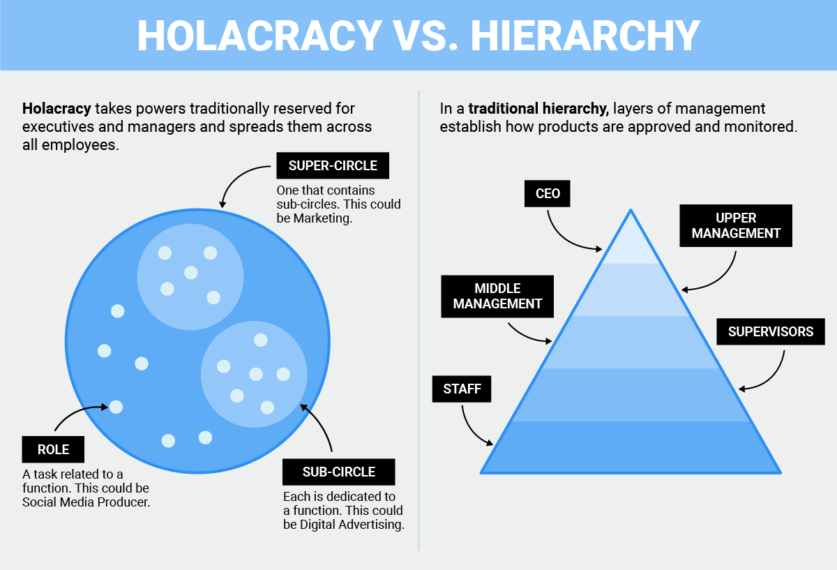 Image result for holacracy