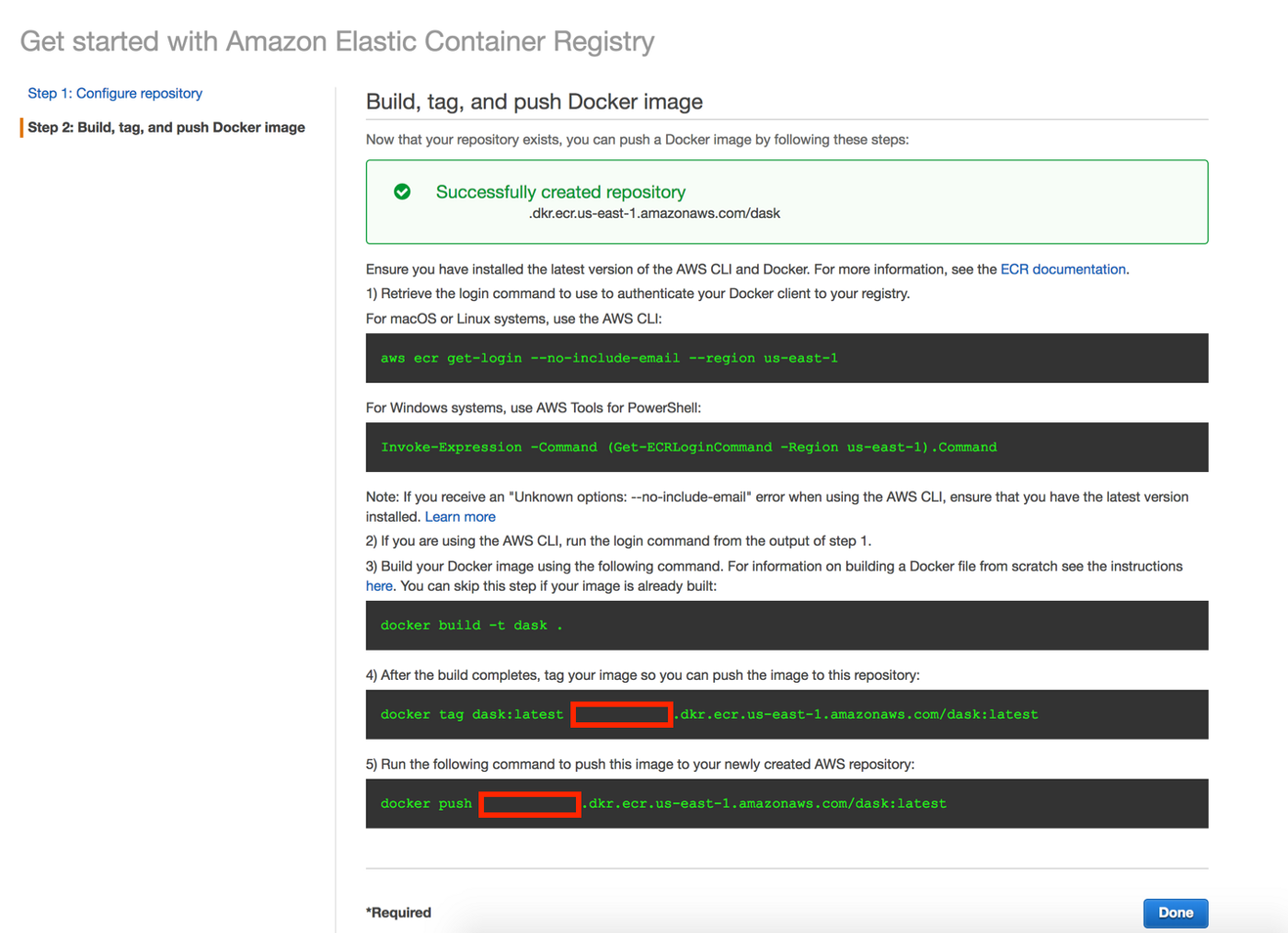Distributed Data Pre-processing using Dask, Amazon ECS and Python