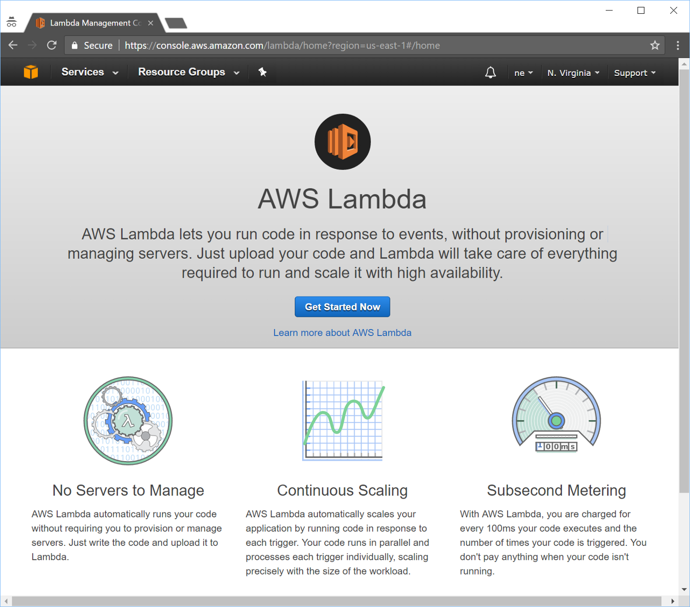 Tutorial: Using MTurk together with AWS Lambda - Happenings at MTurk