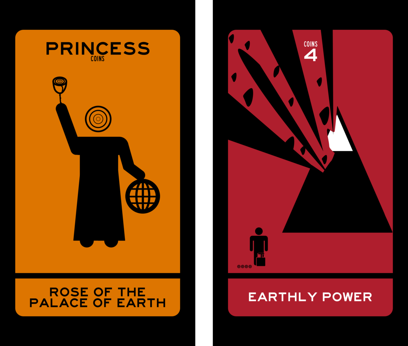A Brief Saga Concerning the Making of a Tarot Deck About the